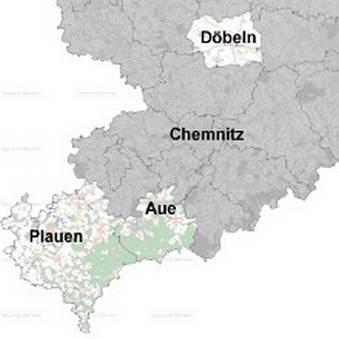Auswahl, Abgrenzung und inhaltliche Kennzeichnung von Gebieten mit besonderer avifaunistischer Bedeutung in der Region Chemnitz