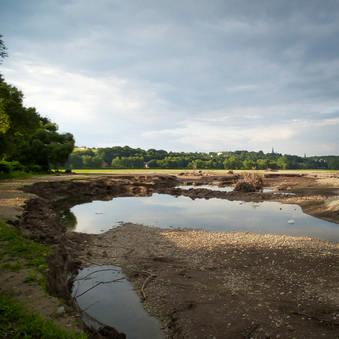 Mehrere Landschaftspflegerische Fachbeiträge im Rahmen der Hochwasserschadensbeseitigung